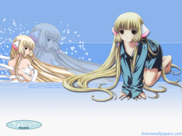Chobits Anime Wallpaper #11
