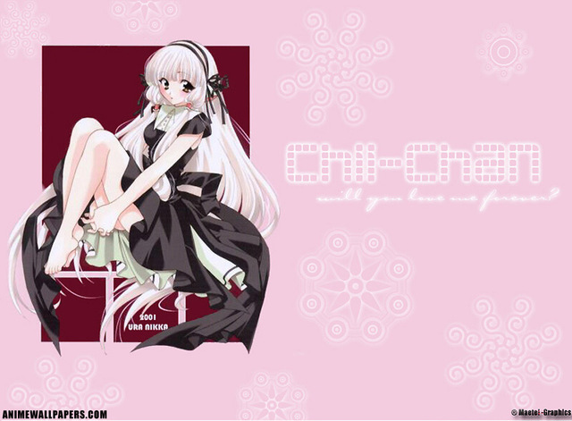 Chobits Anime Wallpaper #15