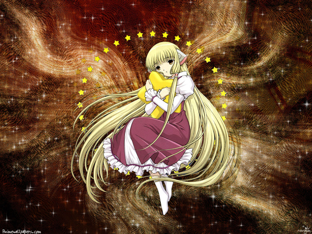 Chobits Anime Wallpaper # 17