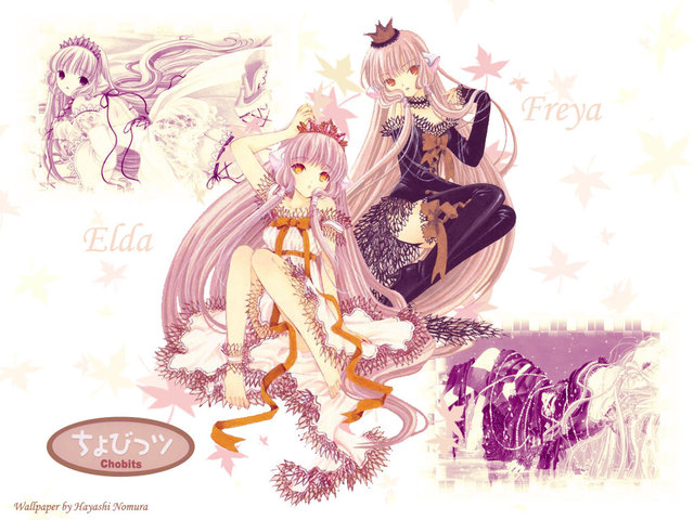 Chobits Anime Wallpaper #1