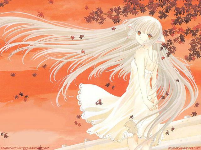 Chobits Anime Wallpaper #20