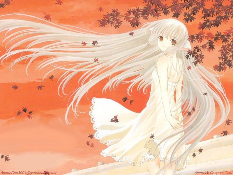 Chobits Anime Wallpaper # 20