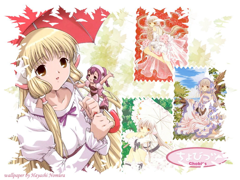 Chobits Anime Wallpaper # 2