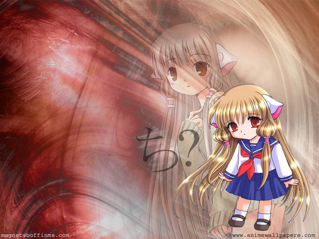 Chobits Anime Wallpaper #37