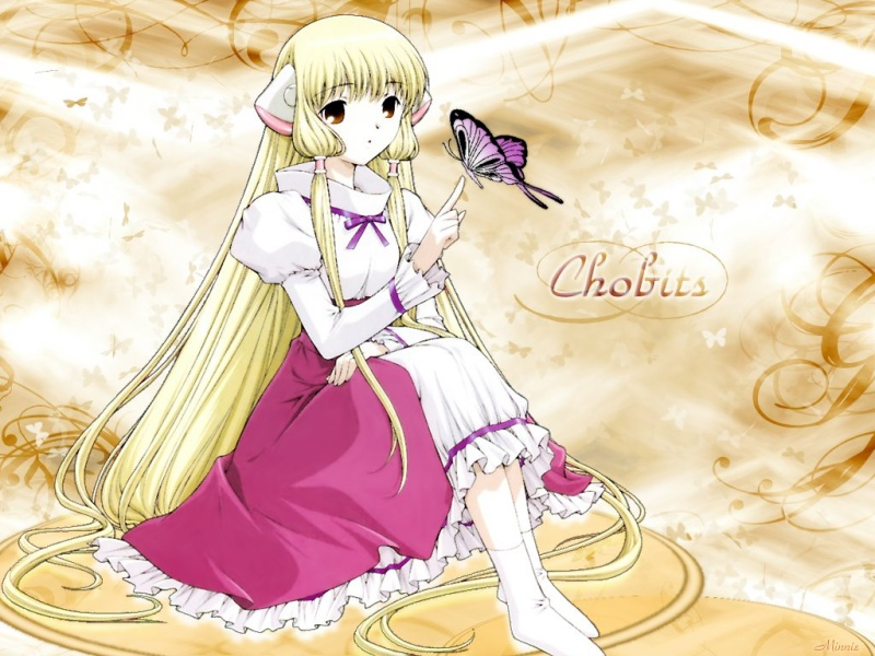 Chobits Anime Wallpaper # 3