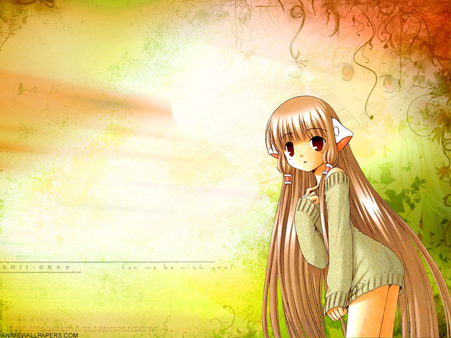 Chobits Anime Wallpaper #40
