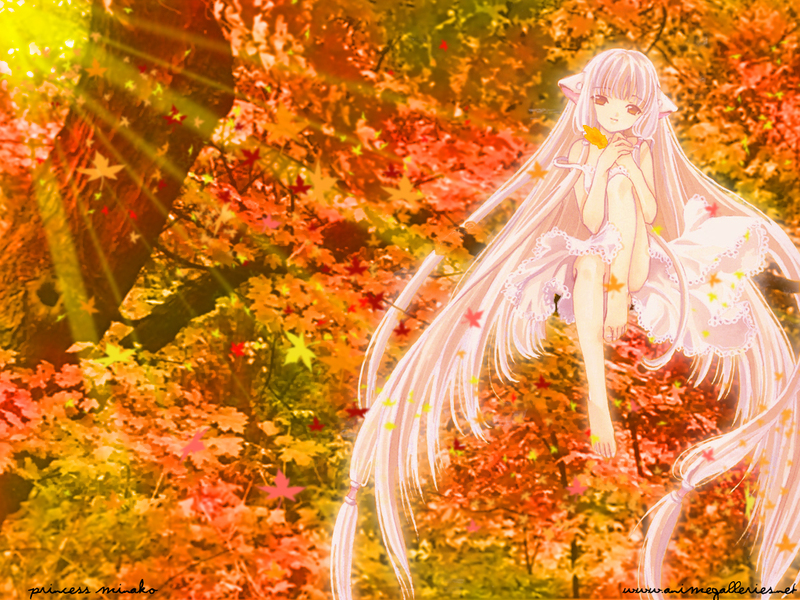 Chobits Anime Wallpaper # 49