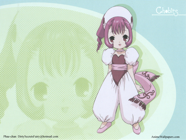 Chobits Anime Wallpaper #4