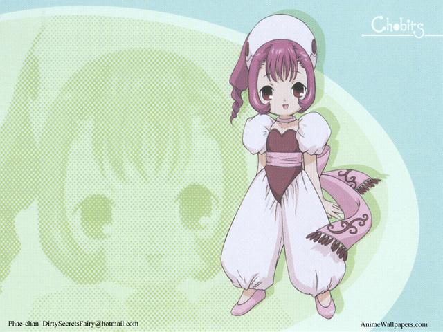Chobits Anime Wallpaper #4