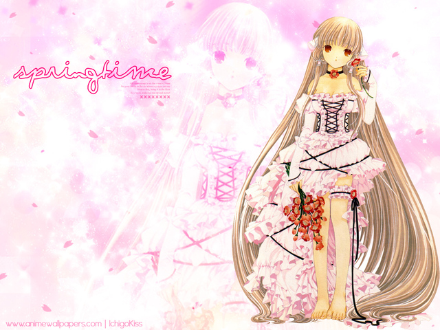 Chobits Anime Wallpaper #52