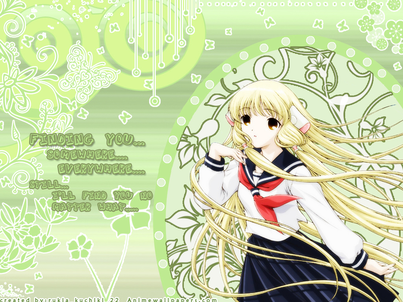 Chobits Anime Wallpaper # 54