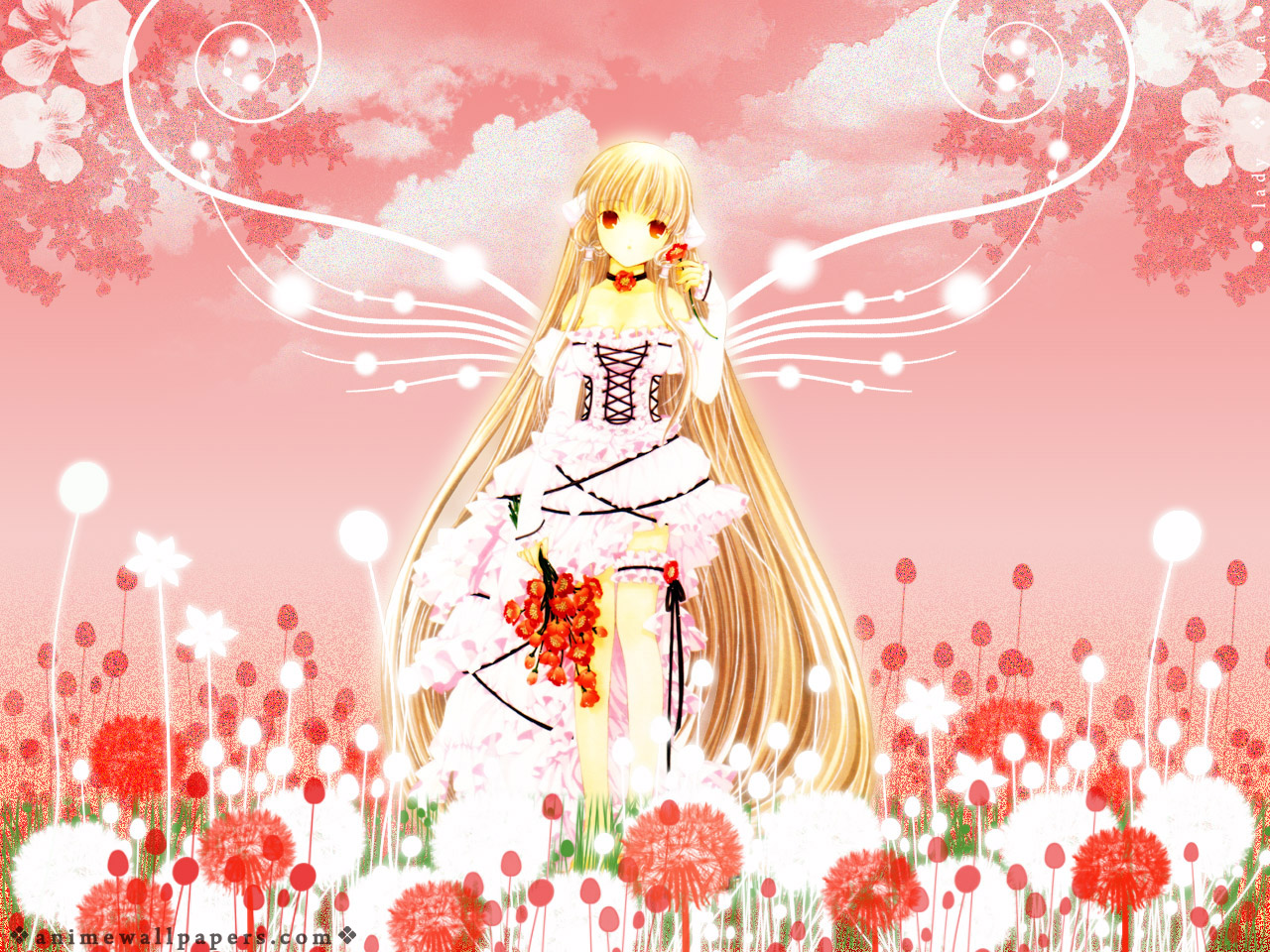 Chobits Anime Wallpaper # 58