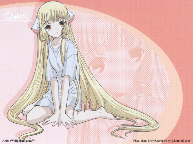 Chobits Anime Wallpaper #5