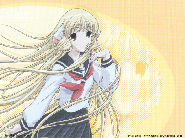 Chobits Anime Wallpaper #6