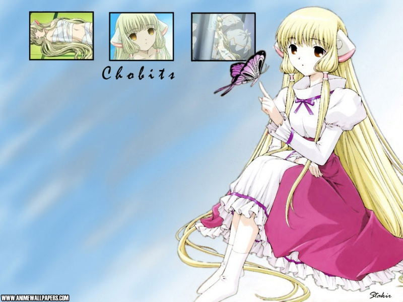Chobits Anime Wallpaper # 9