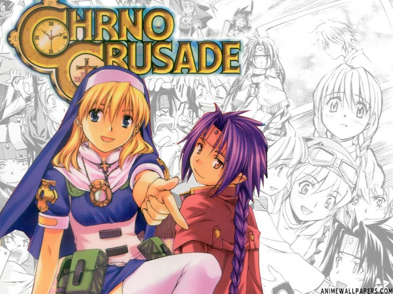 Chrno Crusade Anime Wallpaper # 1