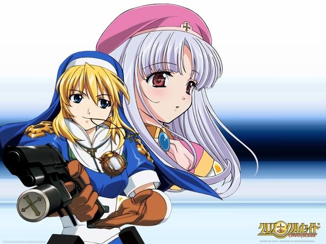 Chrno Crusade Anime Wallpaper #2