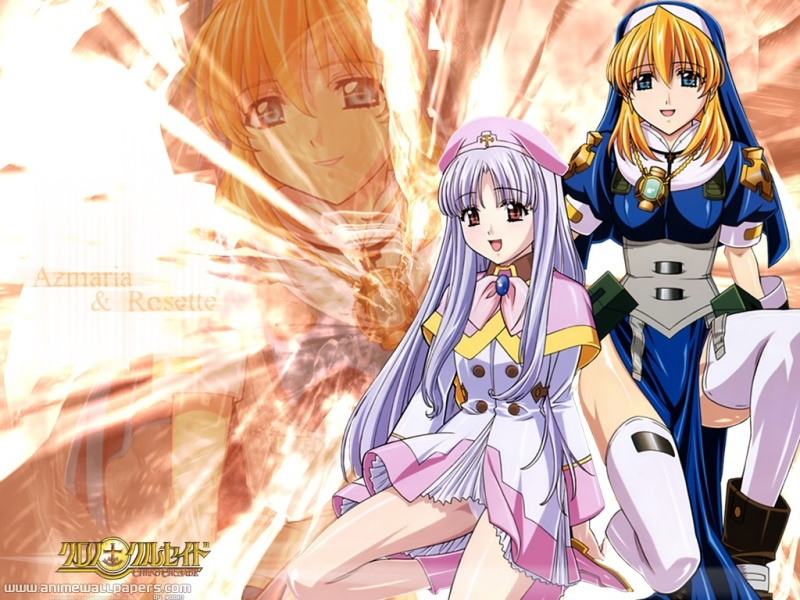 Chrno Crusade Anime Wallpaper # 3