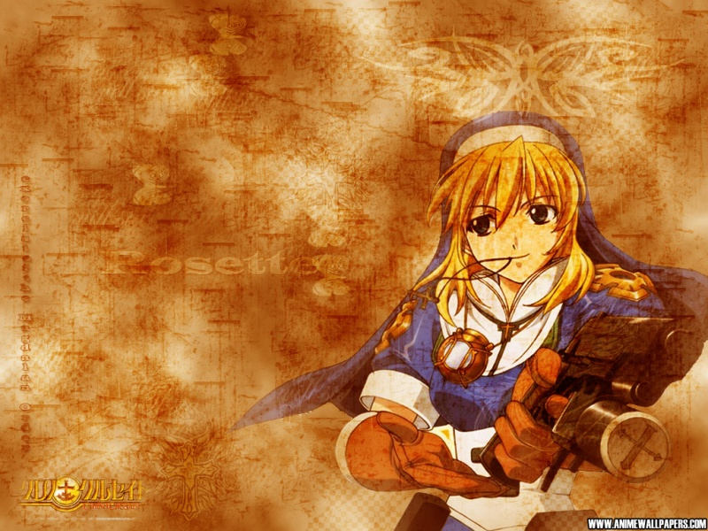 Chrno Crusade Anime Wallpaper # 5