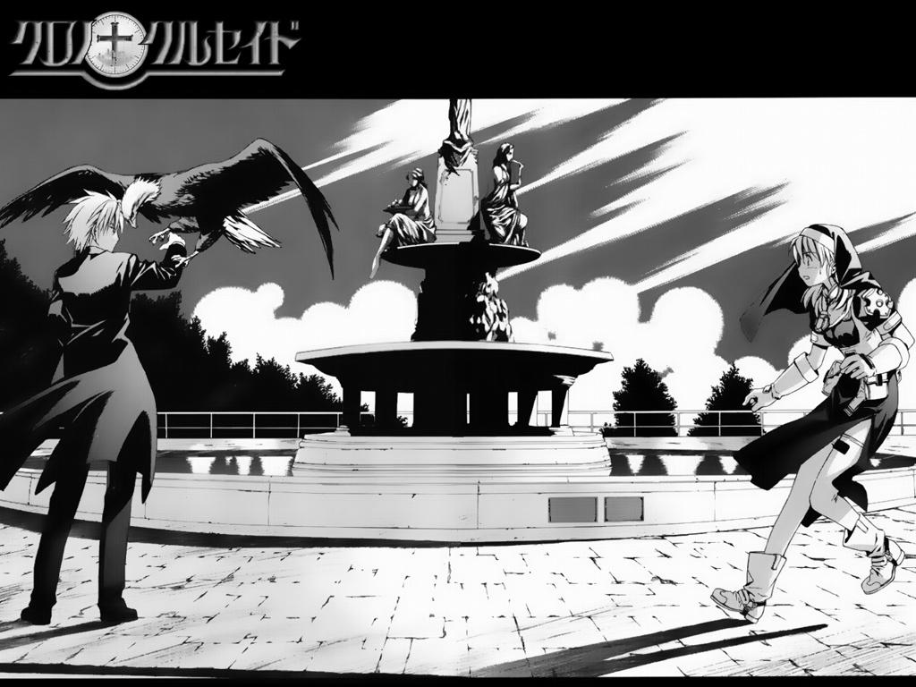 Chrno Crusade Anime Wallpaper # 8
