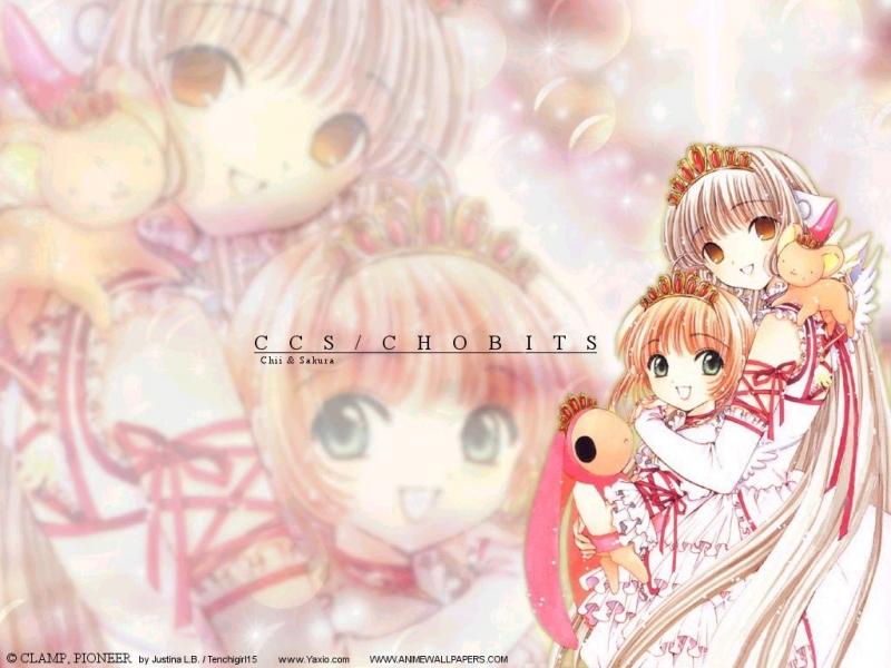 Clamp Anime Wallpaper # 1