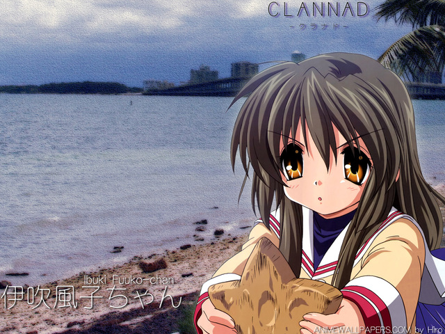 <b>Clannad</b> [5] <b>wallpaper</b> - <b>Anime wallpapers</b> - #33326