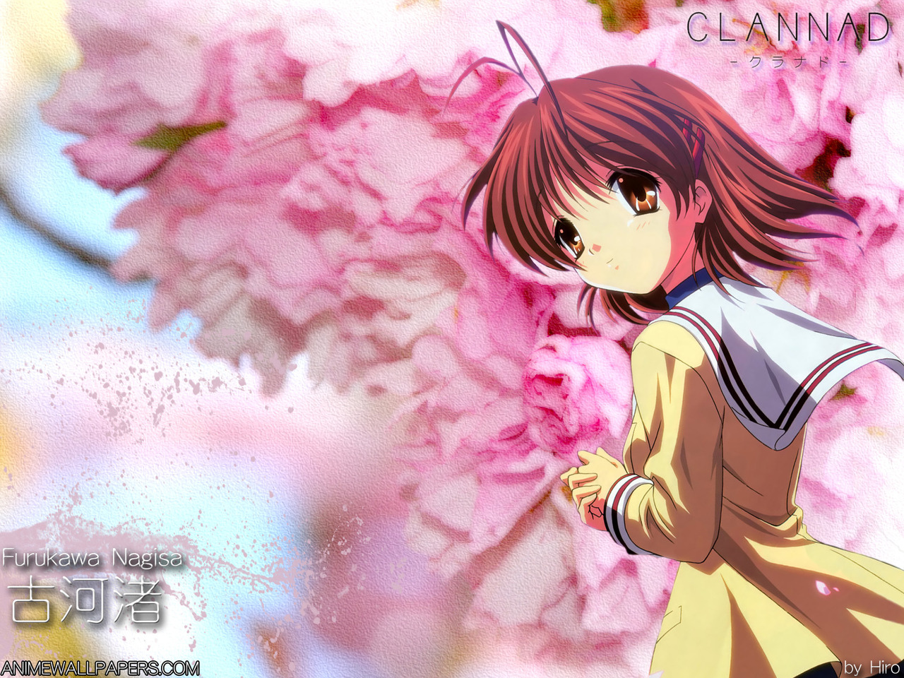 Clannad Anime Wallpaper # 2