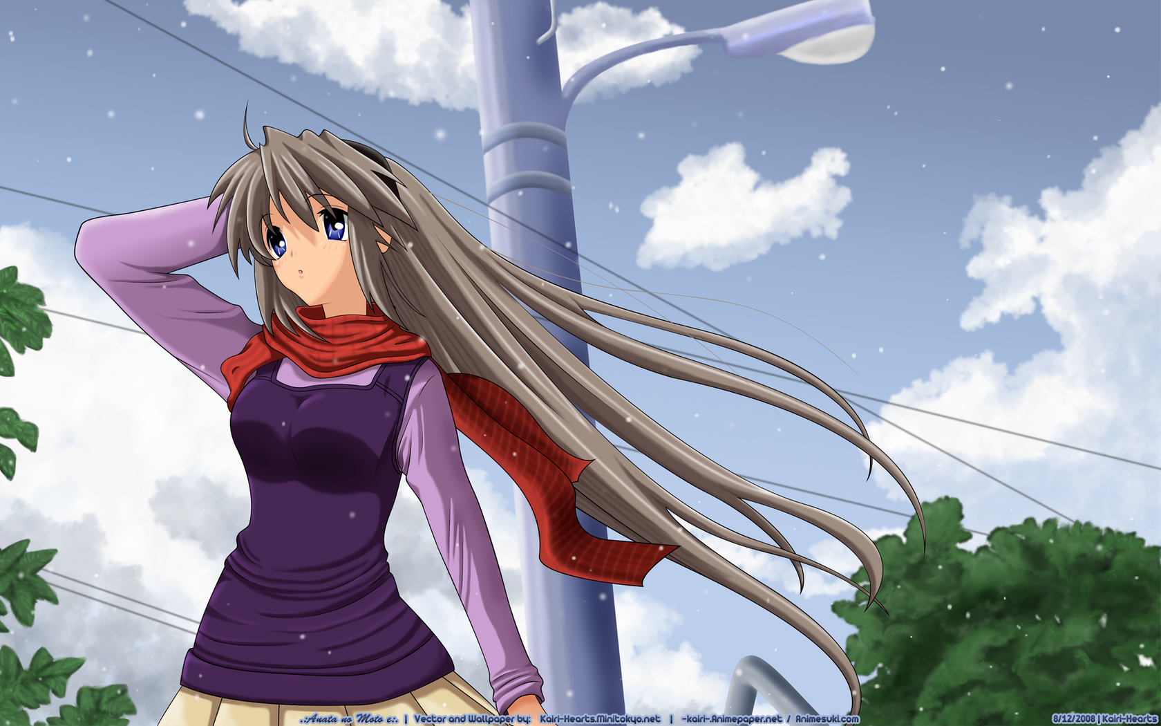 Clannad Anime Wallpaper # 4
