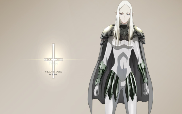 Claymore Anime Wallpaper #12