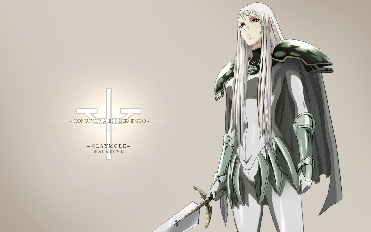 Claymore Anime Wallpaper # 13