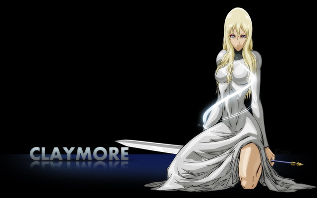 Claymore Anime Wallpaper #14