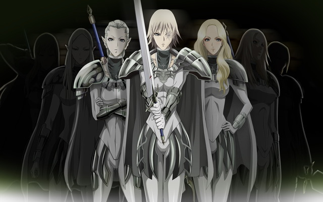 Claymore Anime Wallpaper #15