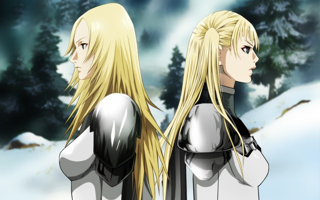 Claymore Anime Wallpaper #16