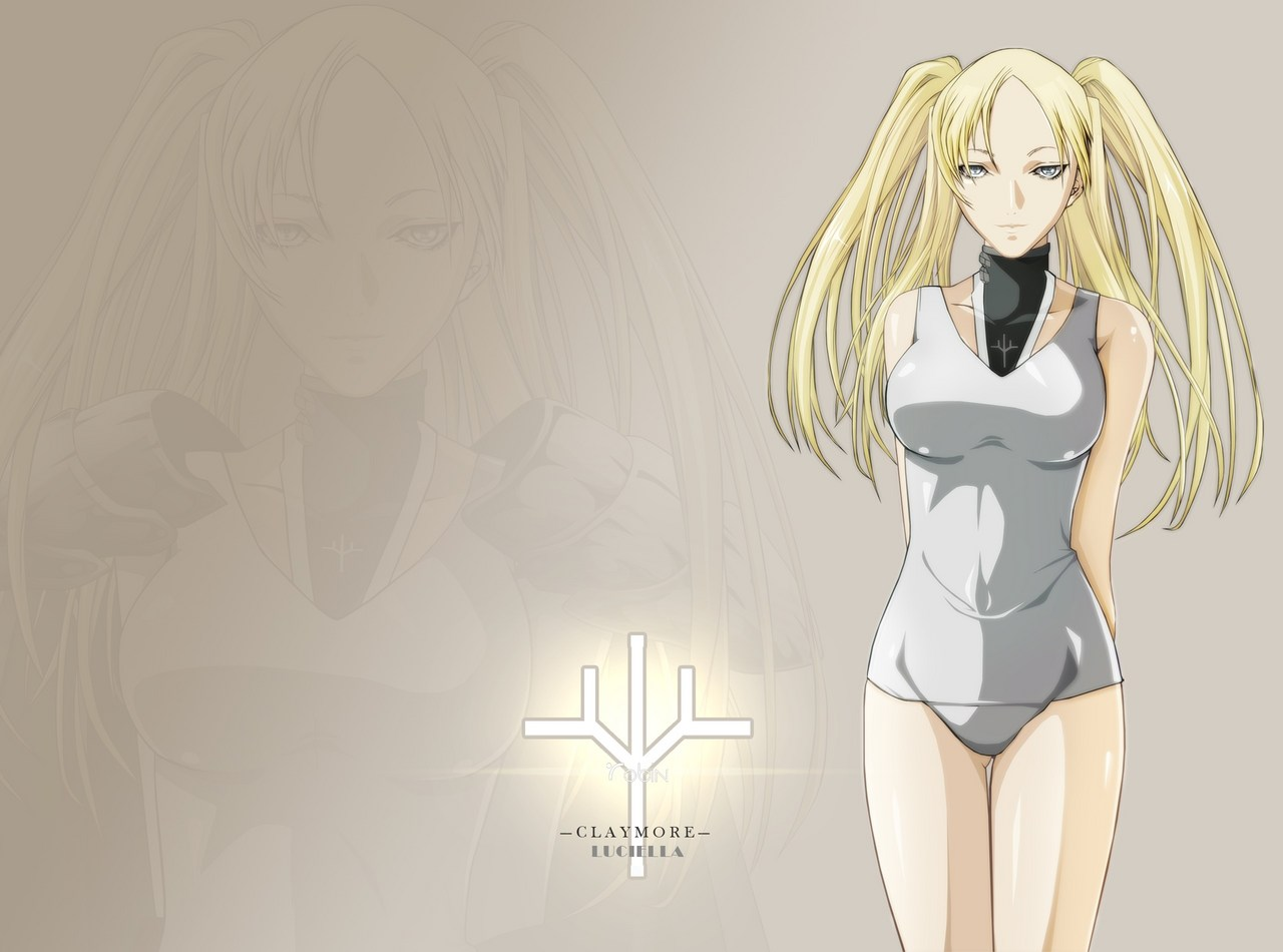 Claymore Anime Wallpaper # 17