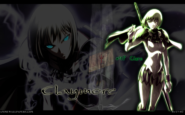 Claymore Anime Wallpaper #1