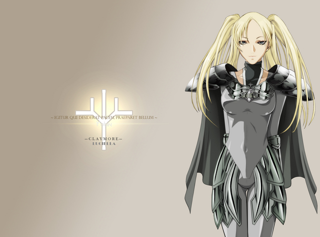 Claymore Anime Wallpaper #21