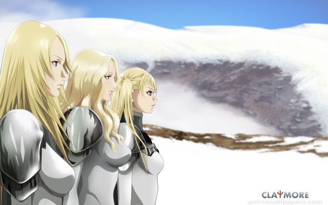 Claymore Anime Wallpaper #22