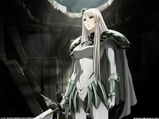 Claymore Anime Wallpaper #3