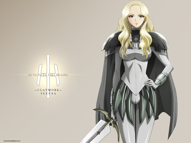 Claymore Anime Wallpaper #6
