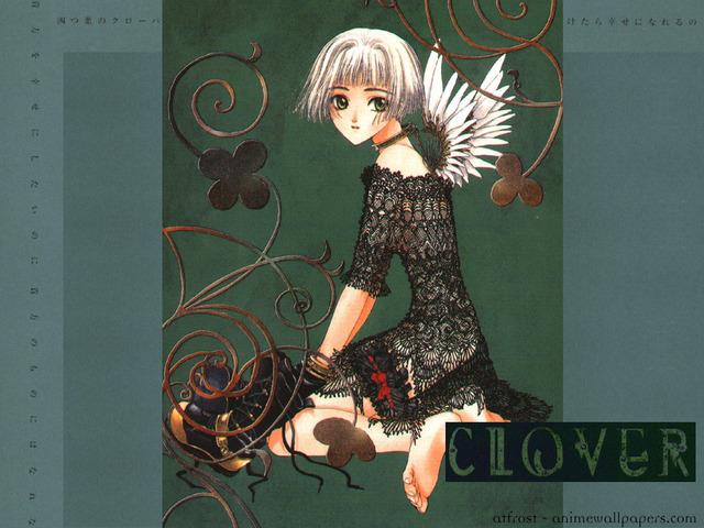 Clover Anime Wallpaper #1