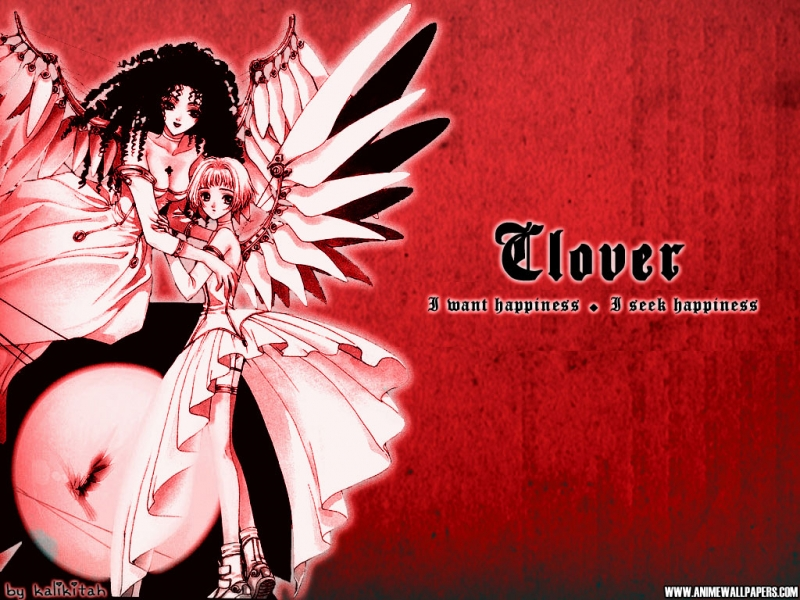 Clover Anime Wallpaper # 5