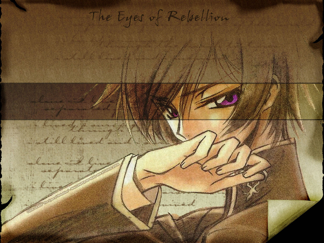 Code Geass Anime Wallpaper #10