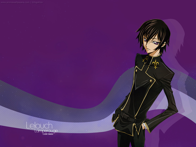 Code Geass Anime Wallpaper #12