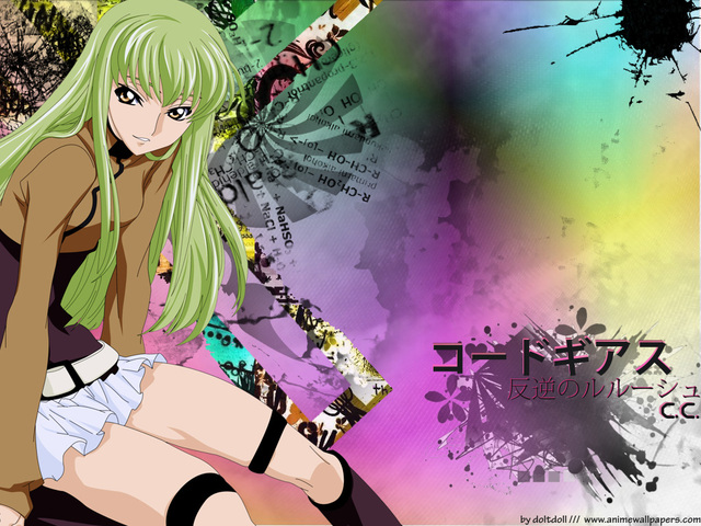 Code Geass Anime Wallpaper #15