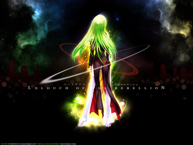 Code Geass Anime Wallpaper #16