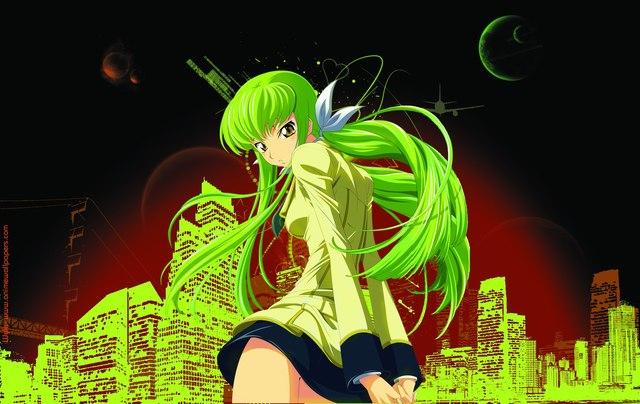 Code Geass Anime Wallpaper #20