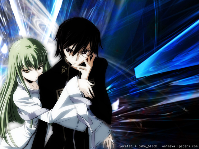 Code Geass Anime Wallpaper #2