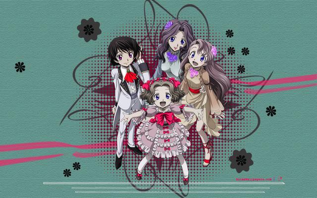 Code Geass Anime Wallpaper #7