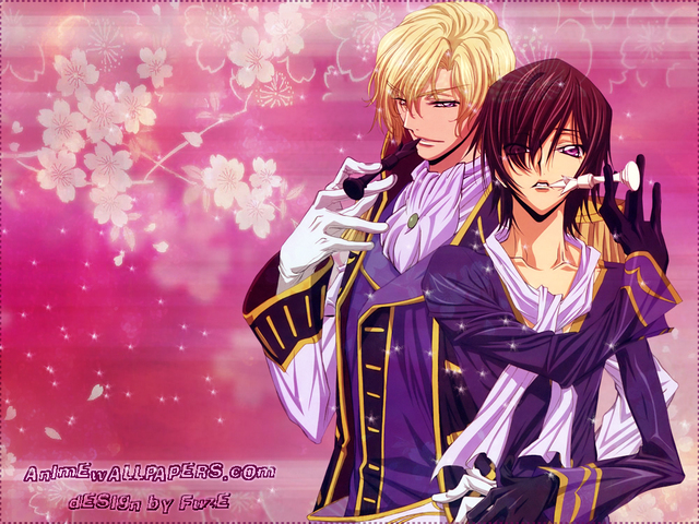 Code Geass Anime Wallpaper #8