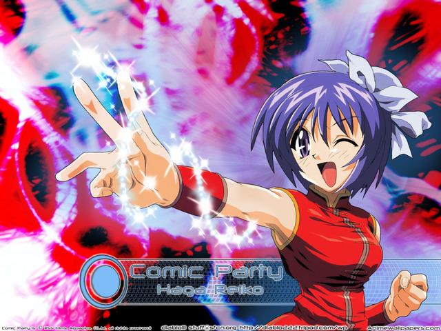 Comic Party Anime Wallpaper #1